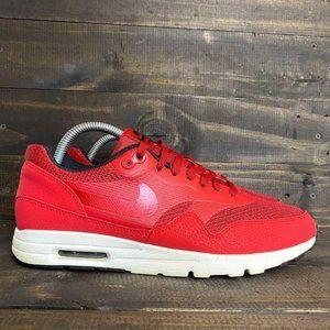 Nike Air Max 1 Ultra Essentials Women's 10 Red
